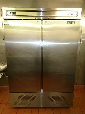 Commercial Foster Double Door Fridge