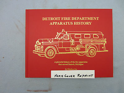 Detroit fire department Apparatus history - the early years 1805 to 1990  Photos