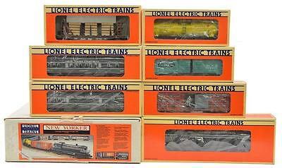 Lionel - 11744- New Yorker Set - 0/027 Scale- Mint