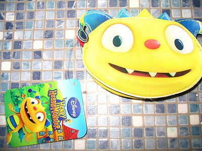 Disney Henry Hugglemonster Purse Wallet Brand New!