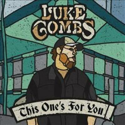 Luke Combs - This One's For You New Cd