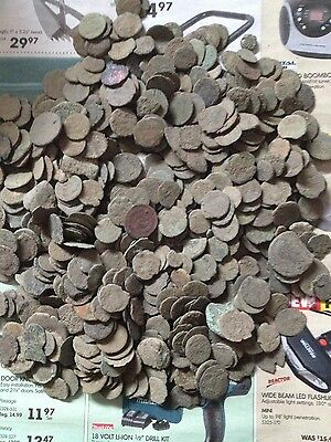 $2.80 for 4 unsorted Roman Coins 70 cents EACH coin.