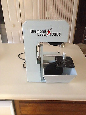 Diamond Laser 1000S Band Saw