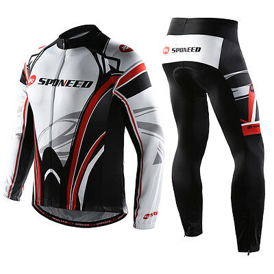 Cycling Bike Apparel Off Road Bike Pants Anti-UV Pro Tights Bicycle Clothes Suit