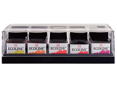 Ecoline Ink Set 10X30Ml