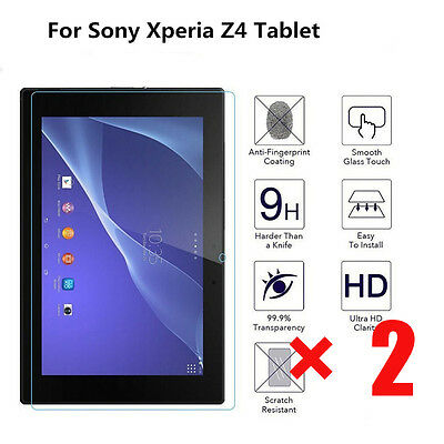 """Tablet Tempered Glass Screen Protector for Sony Tab Xperia Z4 Premium Film 10.1"""""""