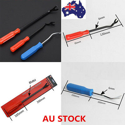 3 Size Car Door Trim Interior Clip Panel Dashboard Installation Removal Pry Tool