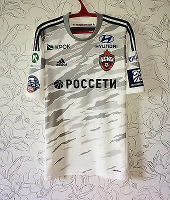 Match worn issue trikot shirt camiseta maglia maillot CSKA Moscow Russia Finland