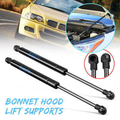 2x GAS PRESSURE STRUT SPRING BONNET HOOD SUPPORT For BMW 3Series E46 51238202688
