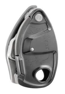 Petzl GriGri+ Climbing Belay Device - Grey