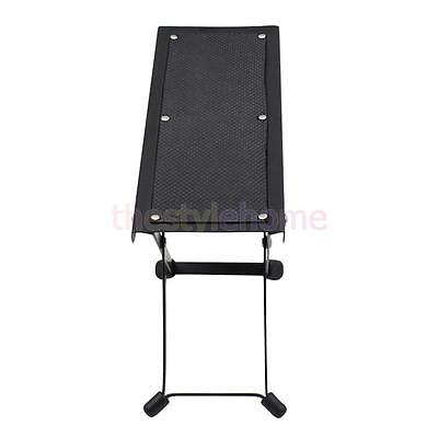 MagiDeal Adjustable Height Guitar Foot Rest Pedal for Guitarist 10.15inch