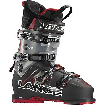 Lange Xc100 Mens Ski Boots Brand New In Box Rrp £300 Uk 11