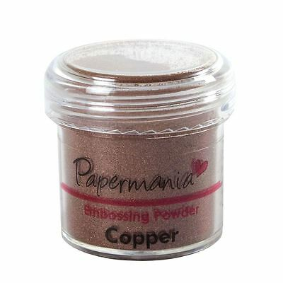 Embossing Powder Docrafts 1 oz  Copper PMA 4021014