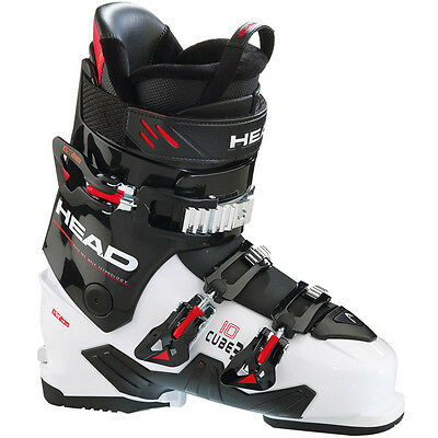 Head Cube3 10 Mens Ski Boots Brand New In Box Rrp £200 Uk 11
