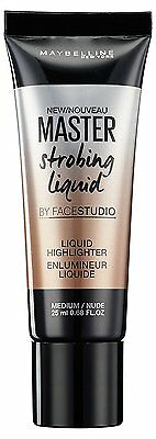 Maybelline Master Strobing Liquid Highlighter Medium Nude