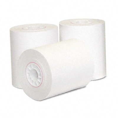 "NCR® 856704 Thermal Roll, White, 2 1/4""(W) x 165'(L)  -  3 ROLLS"