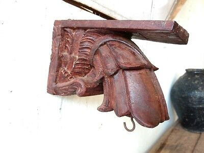Wall Wooden Bracket Corbel Vintage Home Decor