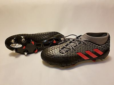 Brand New Adidas Adizero Malice SG Rugby Boots, Football Boots 11US 10.5UK