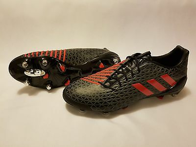 Brand New Adidas Predator Malice SG Rugby Boots, Football Boots 13.5US 13UK