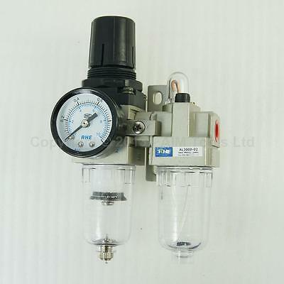 214173 Industrial Air Filter Moisture Water Trap Pneumatic Tools Oil Lubricator
