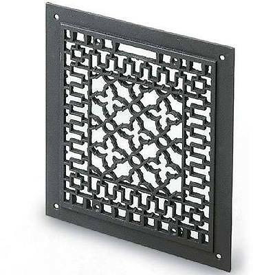 """12""""x14"""" Cast Iron Floor, Wall, Ceiling Grille - Requires 10""""x12"""" Opening"""