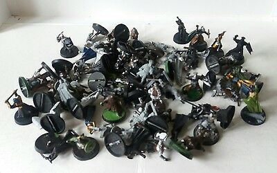 games workshop  Lord of the rings 70 damaged plastic figures