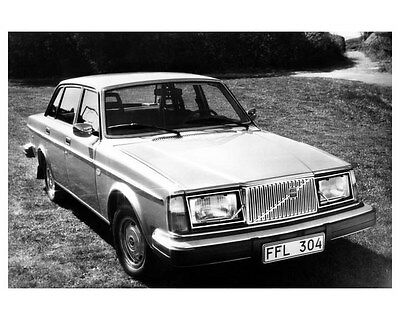 1975 Volvo 264 GL Factory Photo ub1341