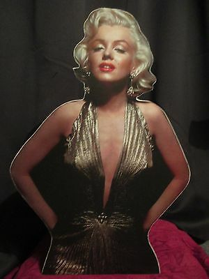 marilyn monroe plv presentoir stand up  40cm etat neuf