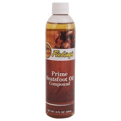 Fiebing's Prime Neatsfoot Oil Compound 8 fl. oz.