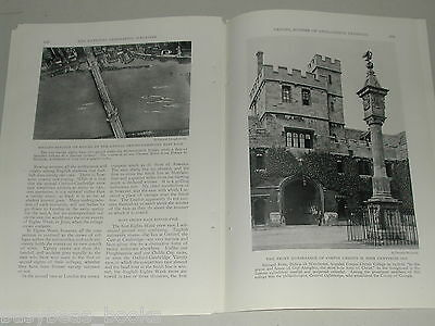 1929 magazine article about OXFORD, England, city of, university, history