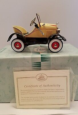 Hallmark Kiddie Car Classics 1929 Steelcraft By Murray ROADSTER