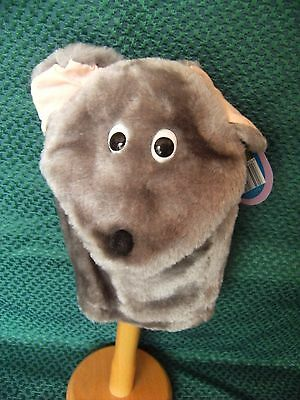 "Rat Puppet Roland Rat ???  8"" Approx Soft Plush Toy With Tags"
