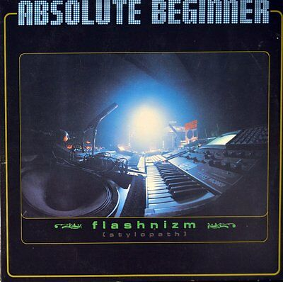 Absolute Beginner - Flashnizm (Stylopath) Vinyl 2LP NEU Jan Delay Samy Deluxe