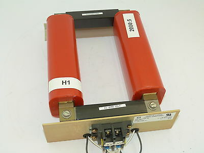 Square D 270R-202 Current Transformer Ratio 2000:5 NEW