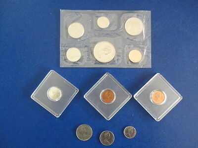 Lot of 12 Canadian Coins