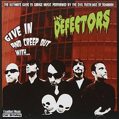 Give in & Creep Out Audio CD