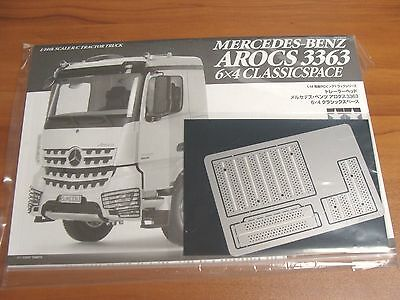 Benz Arocs 3363 Manual / Instructions  And Decals Stickers Tamiya 56352 11054949