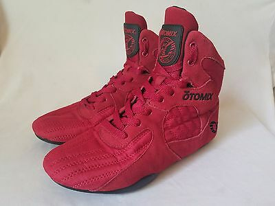 Otomix Stingray Escape Mixed Martial Arts Mat Shoes MMA Men's 6.5 Women's 8 MINT