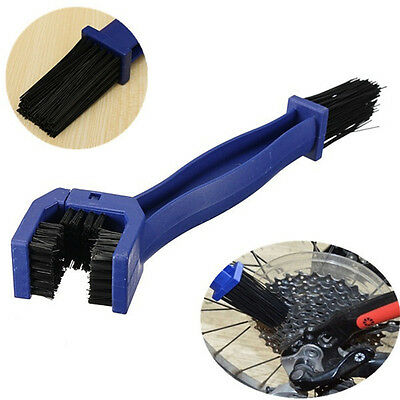 Brush Gear Grunge Brush Clean Brush Bicycle Chain Scrubber Tool Outdoor Sports