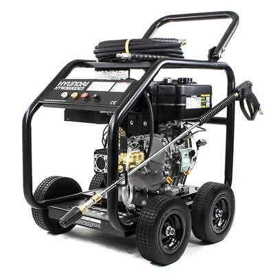 3600 psi Professional Industrial Diesel Pressure Washer 460cc