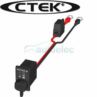 Ctek Comfort Connect Indicator Panel With Charge Status Lights Mxs10 Mxs5 Xs0.8