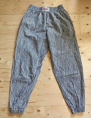 C YA In California Vintage 80's Pants Size Med MC Hammer Streetwear Surf