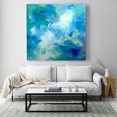 Abstract Painting on Canvas: Modern Art for Sale by Contemporary Canadian Artist