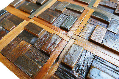 Wood Wall Tiles, Tile For Wall Panelling, Decorative, For Pub, Cafe, Stunning
