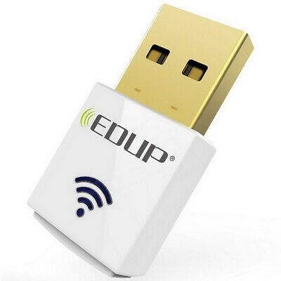 600Mbps Dual Band USB WIFI 802.11ac Adapter Network Card Nano