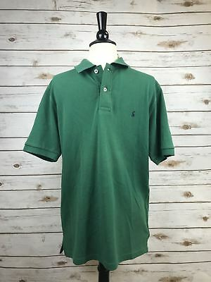 Joules Men's Woody Polo in Field Green - Men's Small