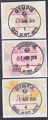 *queensland Rubber Postmarks.gympie.(3).2016.*