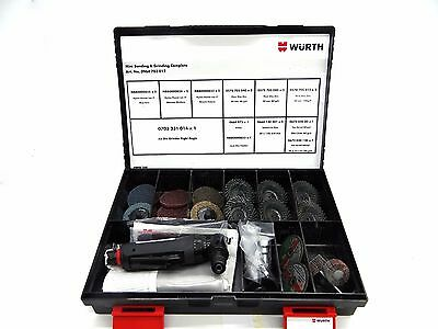 Wurth Mini Sanding & Grinding Kit