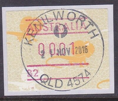 *queensland Rubber Postmarks.kenilworth.2016.*