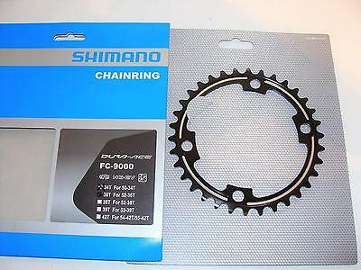 ~ New Shimano Dura Ace FC-9000 34 Tooth Chainring 11 Speed Road Bike ~
